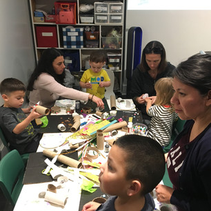 Interactive Triple P Workshop at the Children's Museum of Discovery
