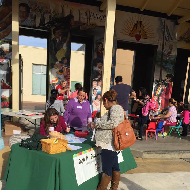 Triple P Open House & Resource Fair