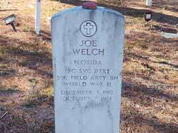 Joe Welch Veteran Memorial