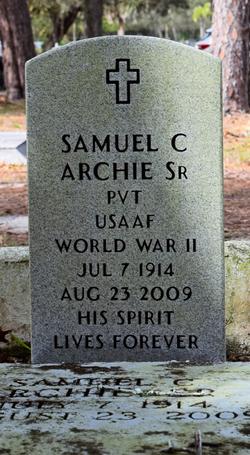 Samuel Archie Sr.