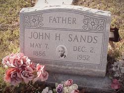John H Sands Memorial