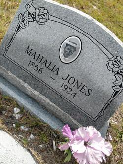Mahalia Jones