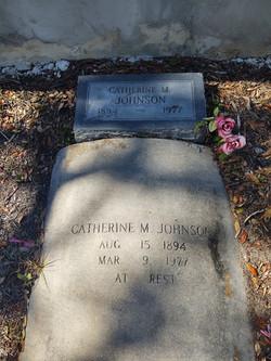 Catherine Johnson Memorial