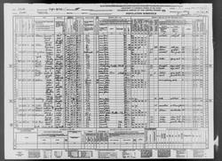Knox Family Census Record