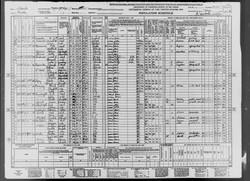 Ruth Lambright Census