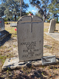 Angeline Gavin Memorial