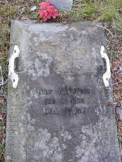 Stella Henderson Memorial