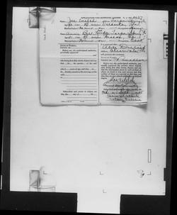 Joe Welsh Marriage Record