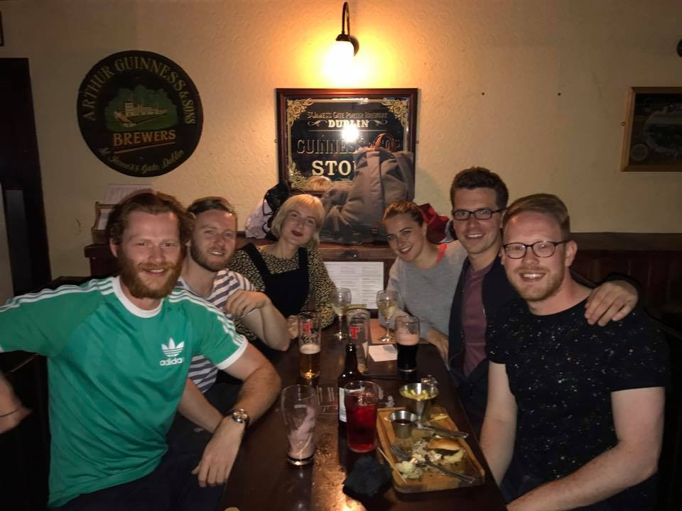 McSorleys Thursday Quiz Winners