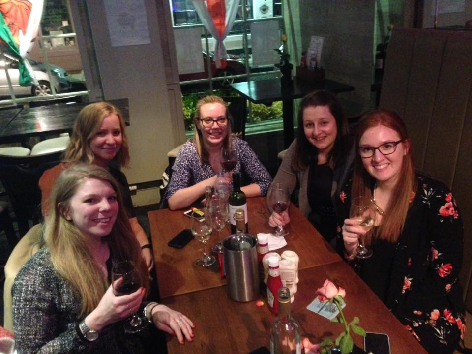 The Melville Wednesday Quiz Winners