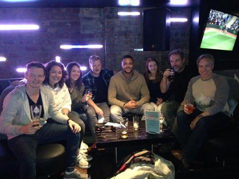 Beer & Skittles Winners