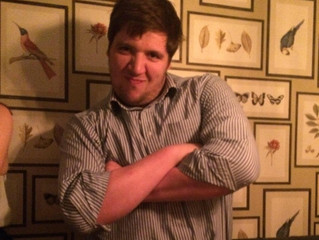 Meet the Hosts: Andrew (Goose) Wildgoose