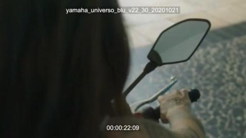 YAMAHA UNIVERSO BLU