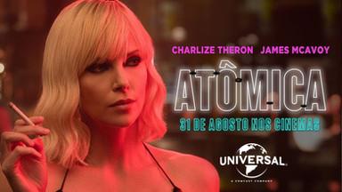 Universal Studios - Atômica
