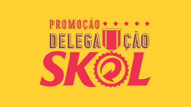SKOL - Promoção Delegação