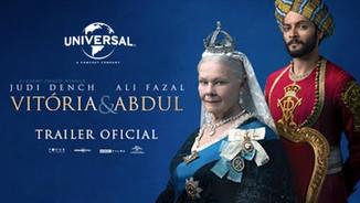 Universal Studios - Vitoria e Abdul