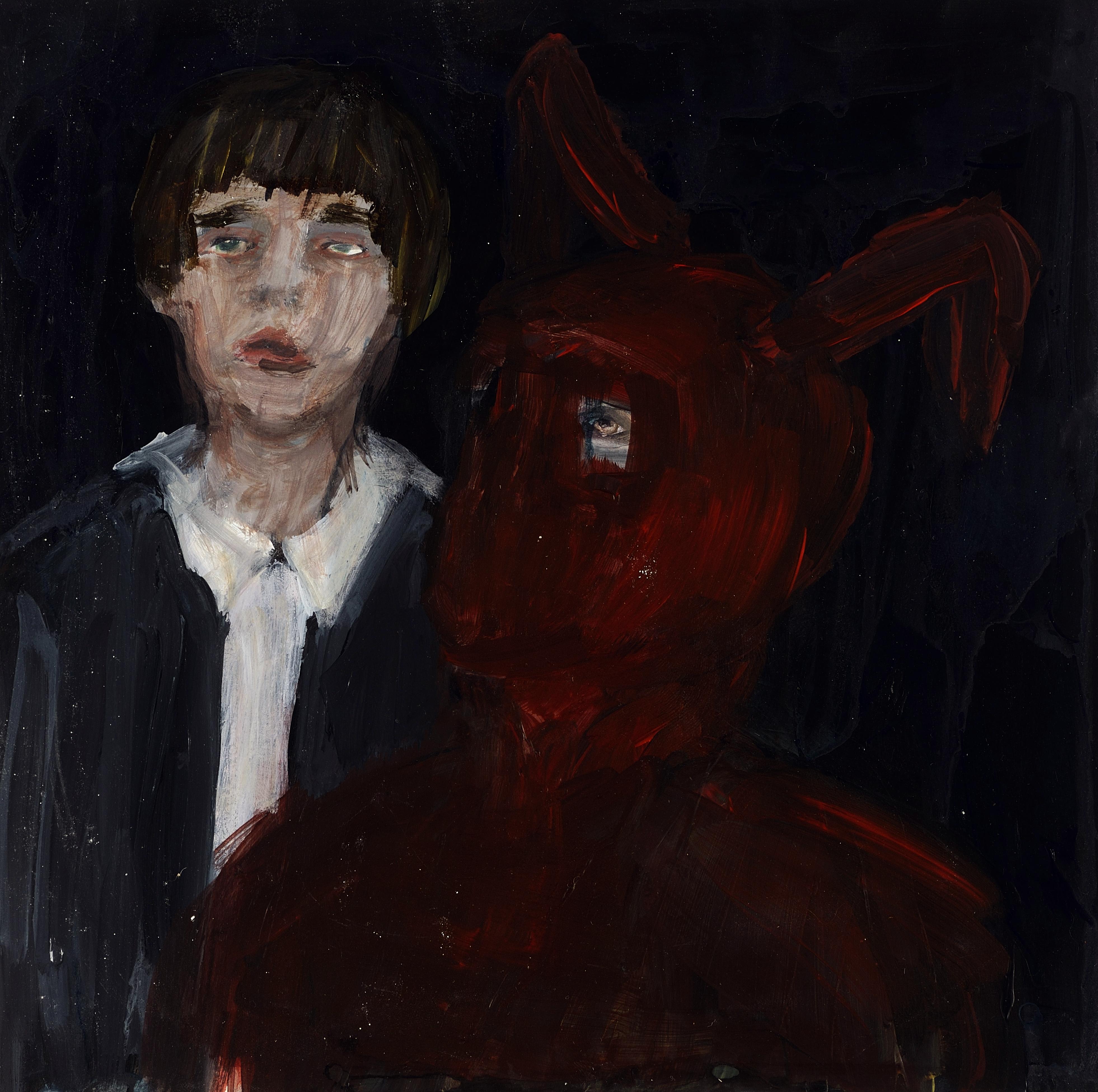 Red rabbit II
