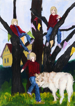 Bůh a jeho zbloudilý vlk