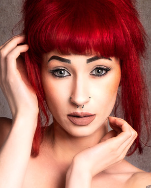 Headshots - Paige in Devon
