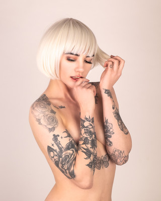 Tattoo Photography with Courtney