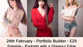 Sammie - Group Shoot - Glamour