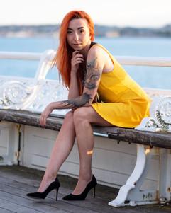 Rysia - Full-Length Portrait Torquay, De
