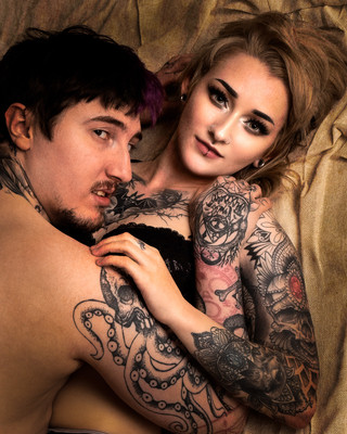 Tattoo Photography with Jade and Jake