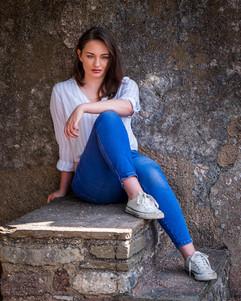 Jemma - Full-Length Portrait Torquay, De