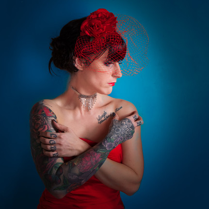 Tattoo Photography with Halina