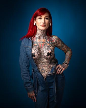 Tattoo Photography with Cyndi