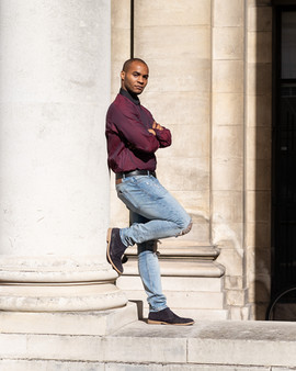 Osei - Full-Length Portrait Bristol
