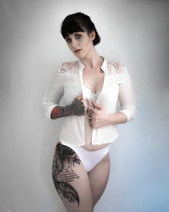 Tattoo Photography with Halina