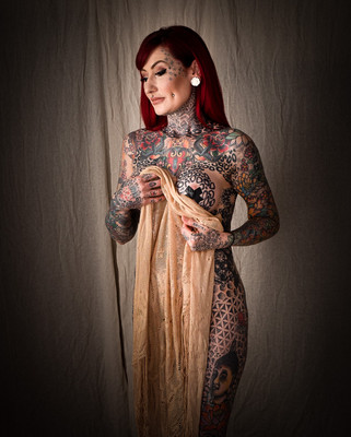Tattoo Photography with Cyndi