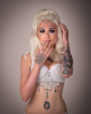 Tattoo Photography with Jemima