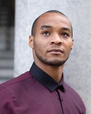 Actor Headshots - Osei in Bristol