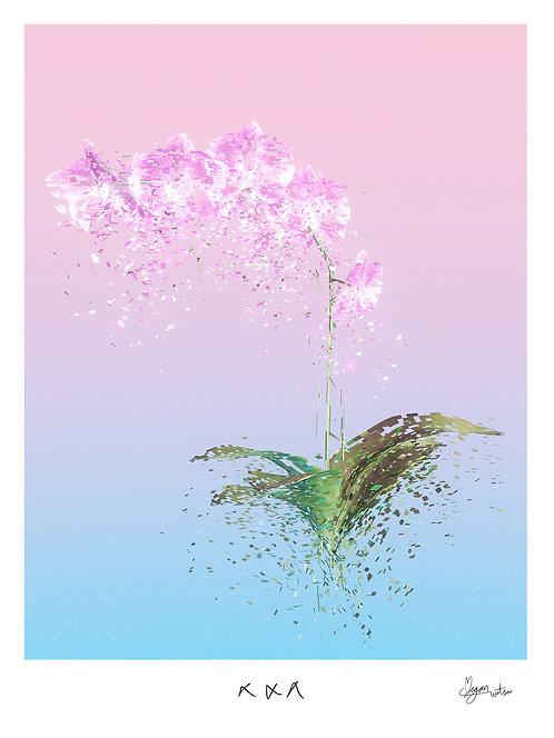 Orchid Glitch