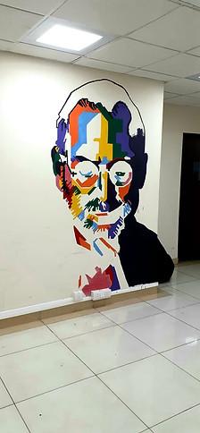 Steve Jobs Caricature