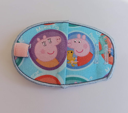 Peppa Pig Children's Fabric Reusable Eye Patch