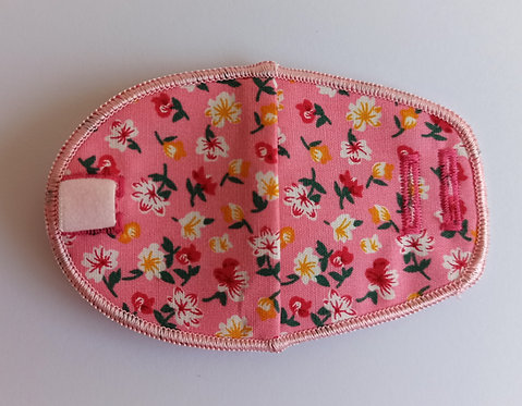 Dainty Flowers Children's Fabric Reusable Eye Patch
