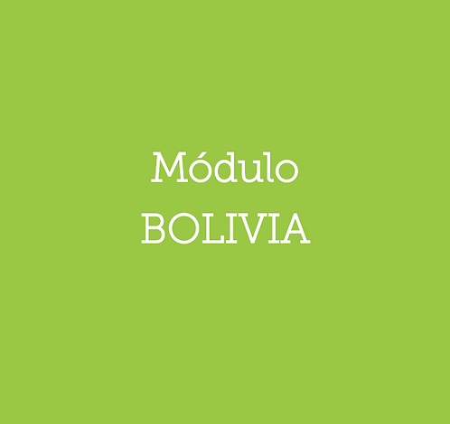 Módulo Bolivia