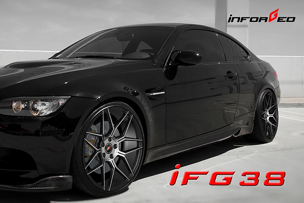 INFORGED WHEELS GOLD COAST
