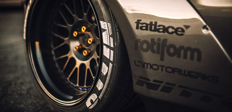 NITTO TRACK/RACE TYRES GOLD COAST