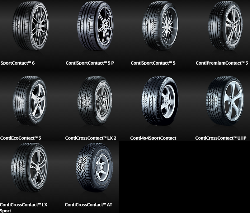 CONTINENTAL TYRES GOLD COAST