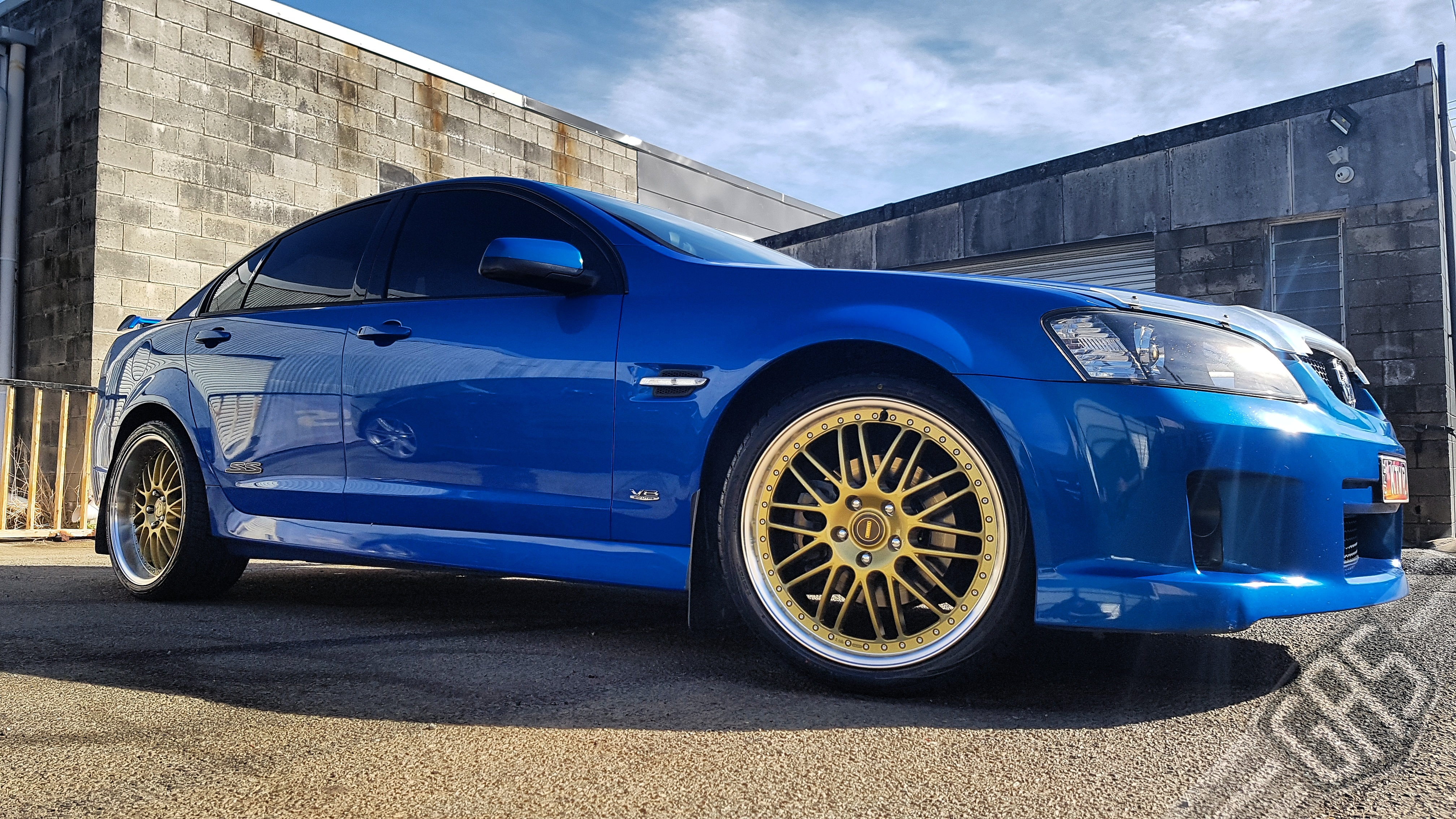 Holden Wheels Gold Coast | GAS Wheels & Tyres