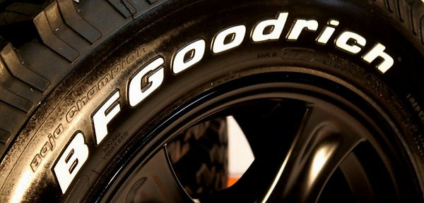 BF GOODRICH TYRES GOLD COAST