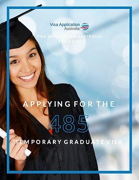 Applying for the Temporary Graduate 485 eBook