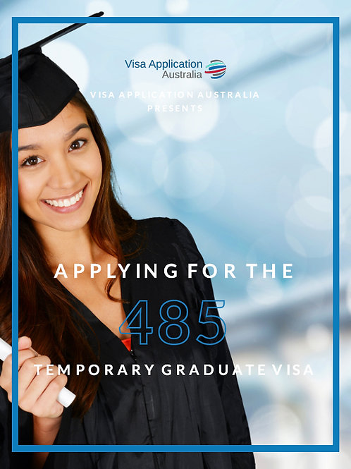 Applying for the Temporary Graduate 485 eBook