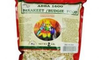 Abba 1600 Parakeet/Budgie Food