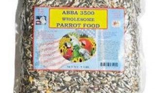 Abba 3500 Parrot Food (50lb)