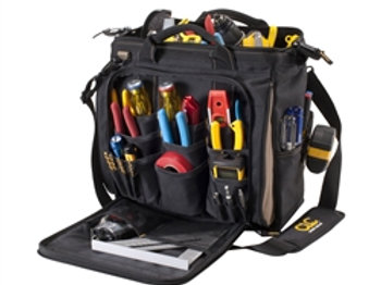 "33 Pocket 13"" Multi-Compartment Tool Carrier"